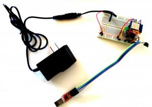ESP8266-TestSetup