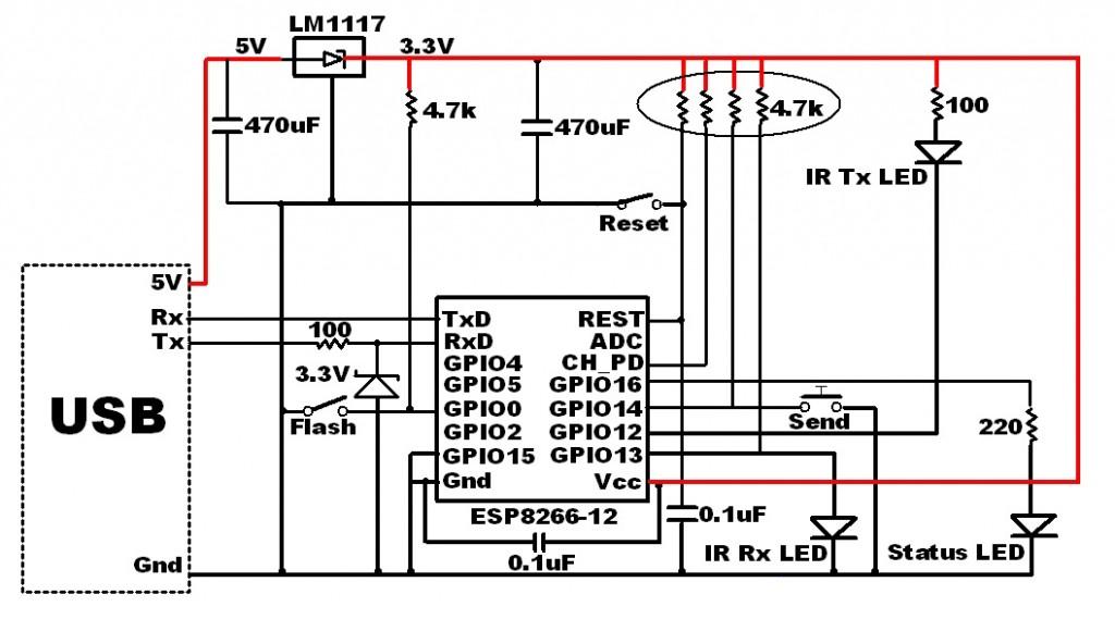 ESP8266-IR